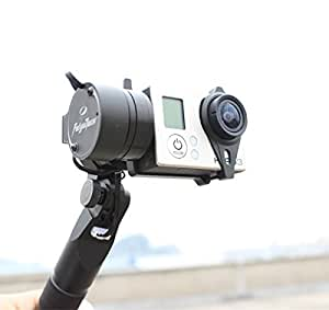 JMT 1Set G3 Steadycam Handheld Gimbal 2-Axis Brushless Handle Camera Mount for Gopro Hero 3 3 Plus