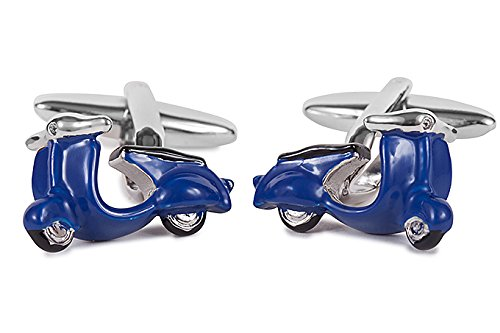 SoloGemelos - Gemelos Vespa Azul - Azulon - Hombres