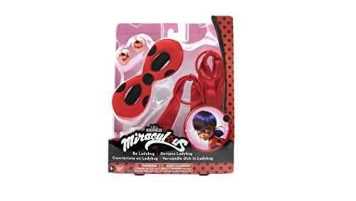 Bandai–Mini Role Play Be Miraculous Mini Role Play Be miraculousmini Role Play Be Miraculous, 39990, colore unico, unico