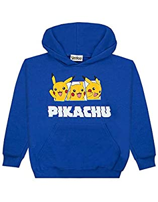 Niño - Noisy Sauce - Pokemon - Capucha de Fashion UK