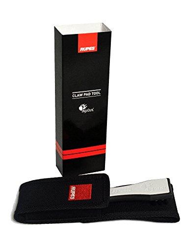 Preisvergleich Produktbild Rupes BigFoot - Schwammentferner und Bürste mit Hülle - Claw Pad Tool