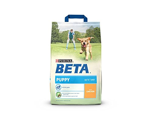 Beta Dry Chicken Puppy Food – 2.5 kg, Pack of 4