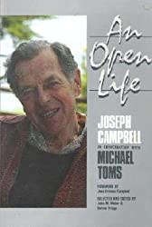 An Open Life by Joseph Campbell (1989-06-29)