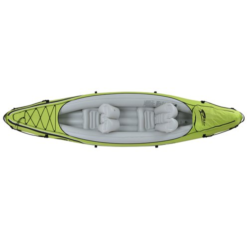JILONG JL007234N 2personas(s) Cal, Color Blanco PVC Kayak Inflable Kayak Deportivo -...