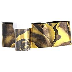 Tongshi Mode Schönheit Muster Nagel Art Transfer Folie Nail Sticker Tipp Dekoration einfach (4)