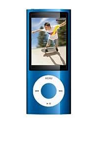 Apple iPod Nano MP3-Player mit Kamera blau 8 GB