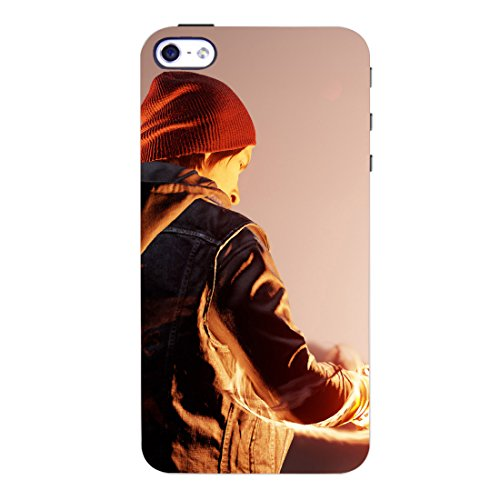 The Stubborne Infamous Second Son and First Light Lu 3D Printed Mobile Cover-Case  available at amazon for Rs.379