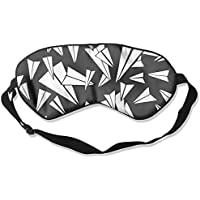 Sleep Eye Mask Paper Plane Lightweight Soft Blindfold Adjustable Head Strap Eyeshade Travel Eyepatch E16 preisvergleich bei billige-tabletten.eu