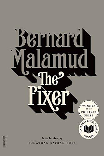 The Fixer: A Novel (FSG Classics) (English Edition)
