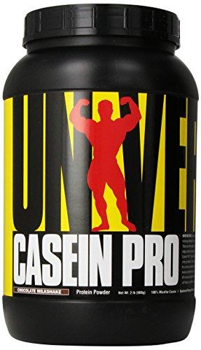 Universal Nutrition, Caséine Pro, Protéines en poudre, avec du lait frappé au chocolat, 2 lb (909 g)