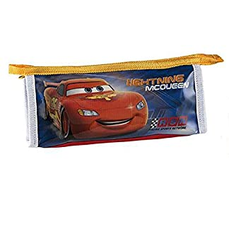 Estuche infantil rectangular Cars (22×10.5×4.5)