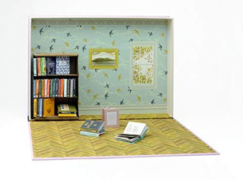 """""""Meine Mini-Bibliothek"""" – Bastelbuch von Daniela J. Terrazzini - 4"""