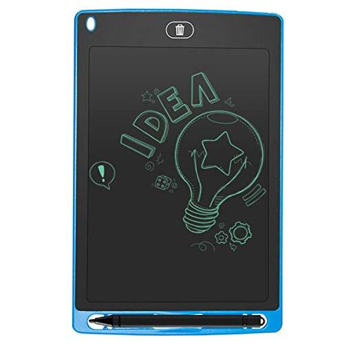 BABIFIS Tablero de Escritura electrónico portátil del Tablero de la Pintura de la Pintada de los niños de la Tableta LCD de 8,5 Pulgadas Blue
