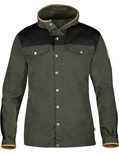Fjällräven Herren Greenland No. 1 Special Edition Jacke Mountain Grey