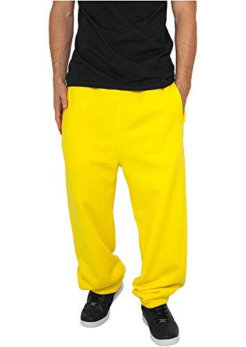 Sweatpants yellow XXL -