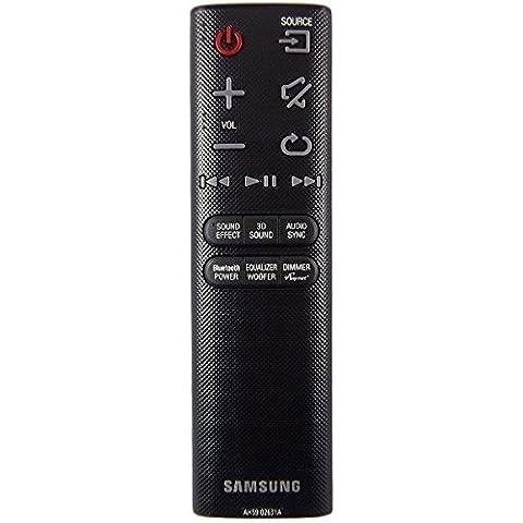 Original Samsung AH59-02631A Mando A Distancia Barra De Sonido