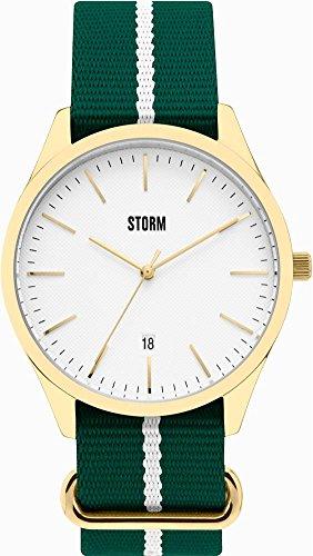 Storm London MORLEY 47299/GD/W Montre Bracelet pour femmes Très Léger
