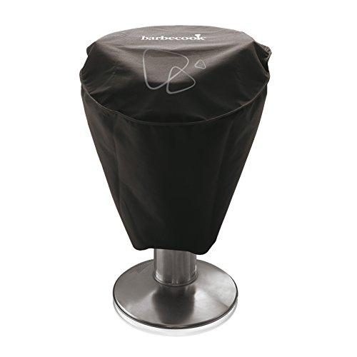 Barbecook Housse barbecue à charbon, pour modèles Quickstart Polyester Noir, 66 x 57 cm