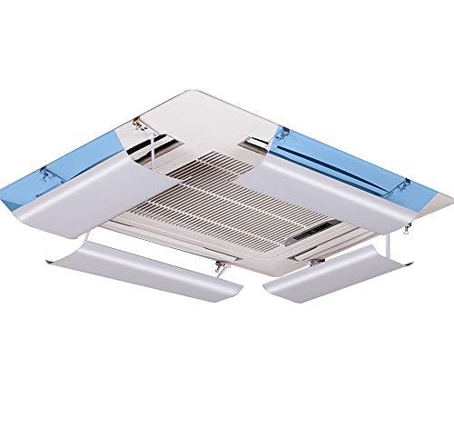 Deflector aire acondicionado aire acondicionado central