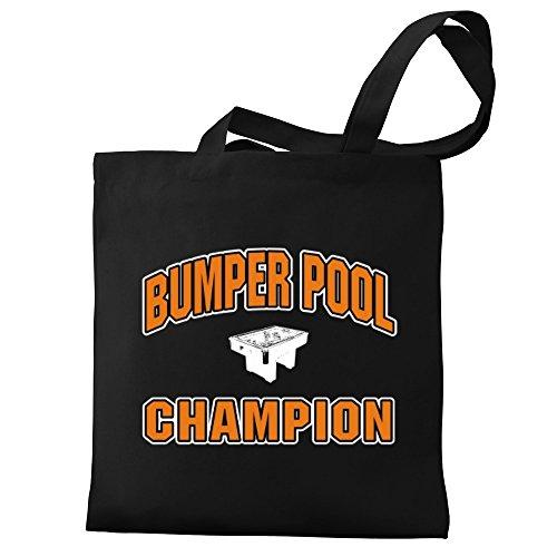 Eddany Bumper Pool Champion Bereich für Taschen -