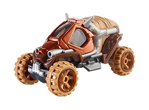 Hot Wheels Star Wars Tusken Raider - modelos de juguetes