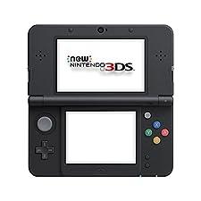 Nintendo Handheld Console 3DS - New Nintendo 3DS - Black