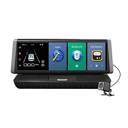 dual sim lte router GPS-Navigator für Das Auto, DVR, DVR, 1080P, Dual-Linse, 4G, WiFi, 20,3 cm