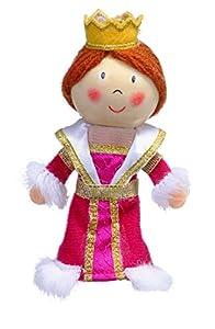 Fiesta Queen-Marioneta de Dedo (G-1020)