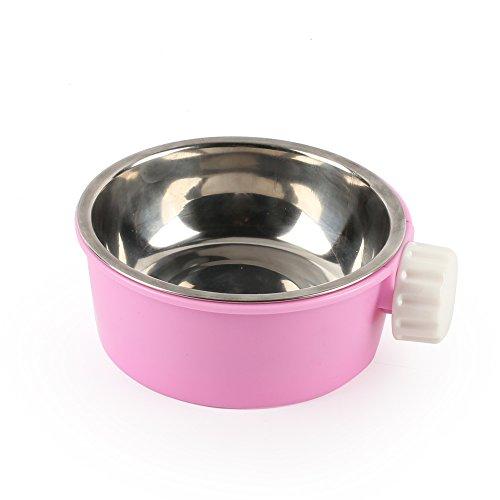 carno-plastique-et-acier-inoxydable-double-bol-pour-animal-de-petite-taille-couleur-varie