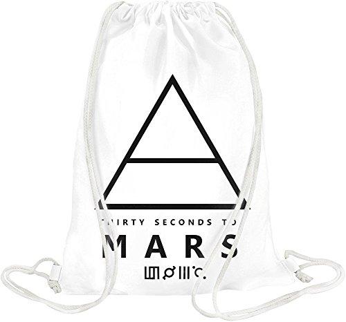 30-seconds-to-mars-pyramid-drawstring-bag