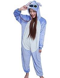 foto ufficiali 67866 d33ff Amazon.it: pigiama intero animali - Bambini e ragazzi ...
