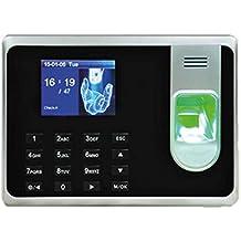 0482a2f79443 Camtronics A200G Sistema biométrico de Control de Presencia con Lector de  Tarjetas RFID y Teclado