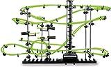 """small foot 9810 Kugelbahn """"Venus"""", mit Neon-Effekt leuchtet die Murmelbahn im Dunkeln, frei aufbaubar, ab 15 Jahren"""