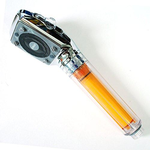Handheld Sonaki hochqualitativer Duschkopf mit Vitamin C, Vaio Spray volumen (Sbh-111cr)