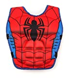 WISHKEY Spiderman Character Training Life Jacket Swim Aid Floater Life Vest ,Kids Swimming