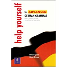 Help Yourself to Advanced German Grammar Paper