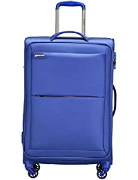 8dcb8e81fc1e Sonnet Titanium-Tc4W 58 Cms Height Royal Blue Trolley Bags for Travel  Trolley Bags for