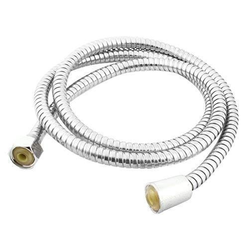 Wasser-heizung-schlauch (MiKi&Co Haushalt Bad Spirale Flexible Dusche Kopf Wasser Heizung Schlauch Rohr 143cm lang)