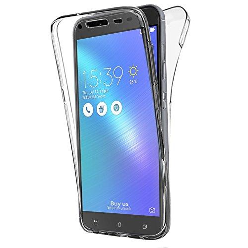 BUYUS® Asus Zenfone 3 Max Plus ZC553KL (5,5