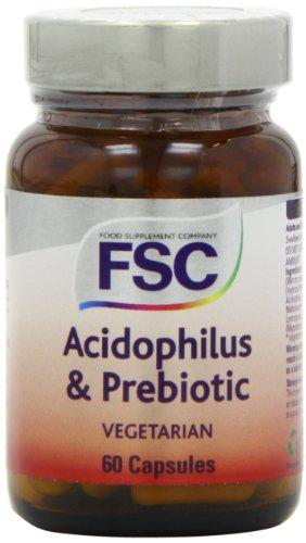 FSC acidophilus Bifidus FOS 60 Kapseln