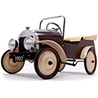 Country 92 x 50 cm Children's Metal Pedal Car