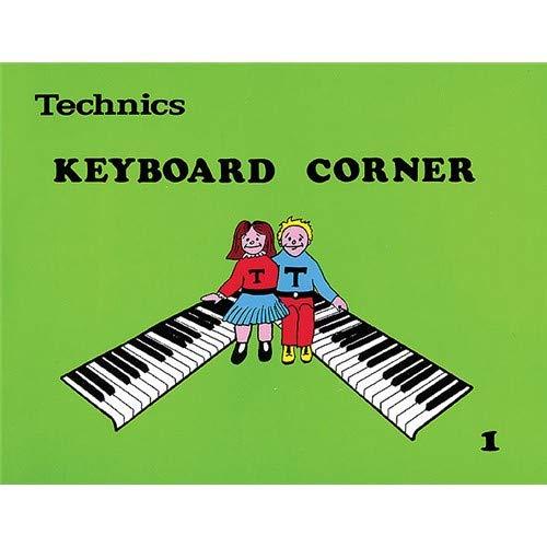 Tritone Tastatur Ecke-Buch 1. Noten für Keyboard, Klavier (Klavier Lektion-bücher Für Kinder)