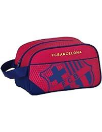Safta 311256 F.C. Barcelona Neceser, Color Azul y Granate