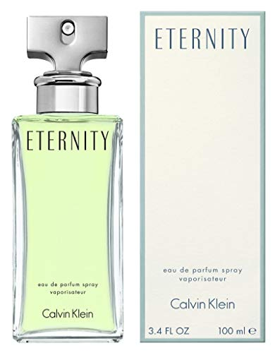 Calvin Klein Damenparfüm Eternity Eau de Parfum Spray,1er Pack (1 x 100 ml) -
