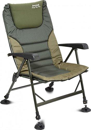 Anaconda Lounge Carp Chair 9734456 Karpfenstuhl Campingstuhl