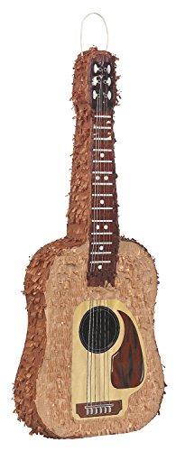 Unique Party Supplies Gitarre Pinata (Musik, Party Supplies)