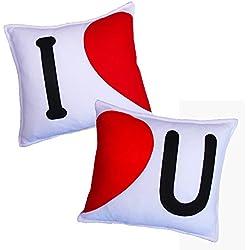 I LOVE YOU Kissen, Ich liebe dich Kissen. Geschenk für Freund, Freundin, Liebe Paaren (Zweisamkeit). Männer, Frauen, Valentinstag, Heiratsantrag , Verlobungsfeier