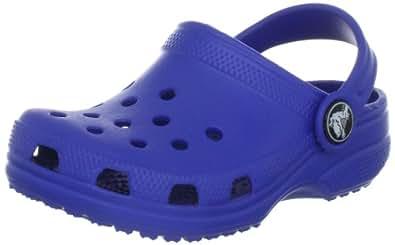crocs Classic Kids, Unisex-Kinder Clogs, Blau (Sea Blue 430), NULL