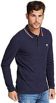قميص بولو جور بأكمام طويلة من جيس