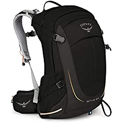 Osprey Sirrus 24 Women's Ventilated Hiking Pack - Black (O/S)